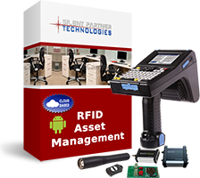 RFID Equipment Tracking System