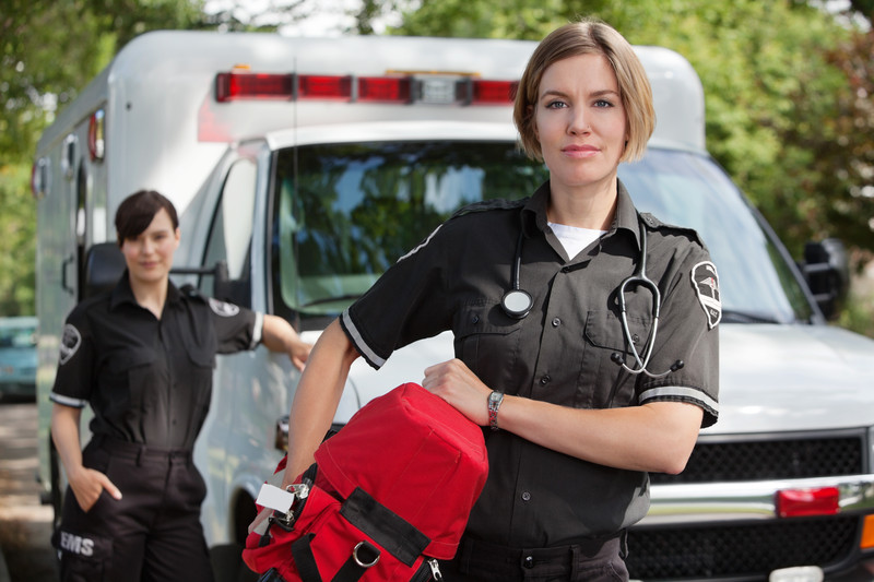 Asset Tracking For Emergency Medical Services