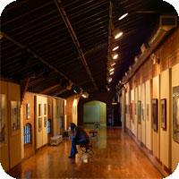 Art RFID Application, Galleries, Museums, University