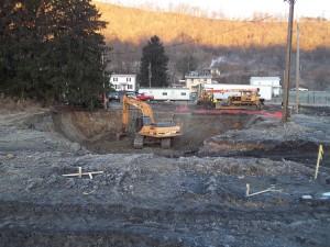 Truck Dump Excavation Powhatan Harbor