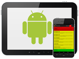 Silent Partner Technologies™ Android Devices