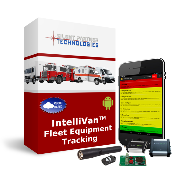 IntelliVan-Software