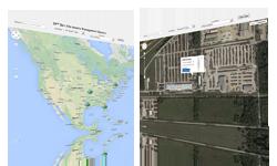 Silent Partner Technologies™ Maps Interface