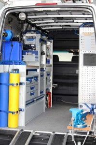 Van Equipment