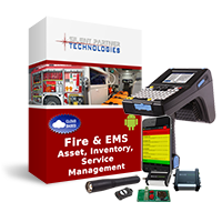 FIre and EMS Asset. inventory, service managment in tampa
