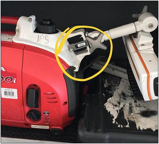 RFID Tag Fire Equipment
