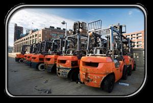 Forklift RFID Locator RTLS