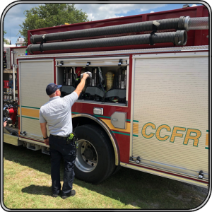 Columbia County Fire Scanning