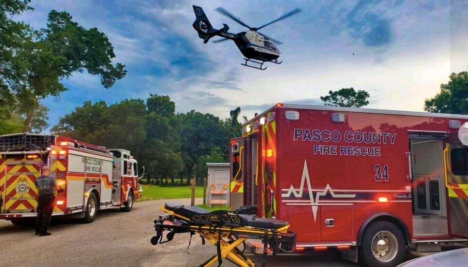 Pasco County Fire Rescue 34